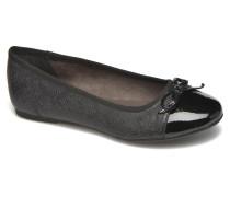 Tenella Ballerinas in schwarz