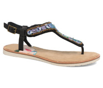 Maraca Sandalen in schwarz