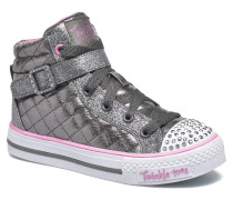 Shuffles Sweetheart Sole Sneaker in silber
