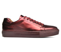 Sugar Shoegar #8 Sneaker in rot