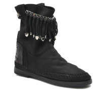 Dakota Silver Stiefeletten & Boots in schwarz