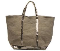 Cabas Lin paillettes M+ Handtaschen für Taschen in grün