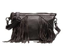 Crown Crossover Handtaschen für Taschen in braun