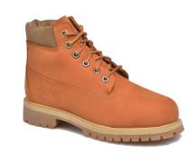 6 In Premium WP Boot Stiefeletten & Boots in beige