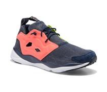 Furylite Asymmetrical Sneaker in blau