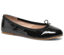Girls Chacha Ballerinas in schwarz