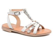 Badiane Sandalen in weiß