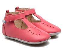 Mini Toe Hausschuhe in rosa