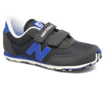 KE410 Sneaker in schwarz