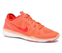 Wmns Free 5.0 Tr Fit 5 Sportschuhe in orange
