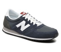 U420 Sneaker in blau