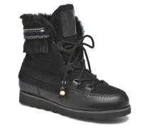 Indiana Stiefeletten & Boots in schwarz