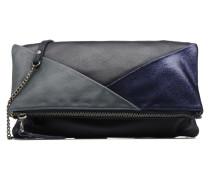 Pochette Chaine Patchowork Léonie Handtaschen für Taschen in blau