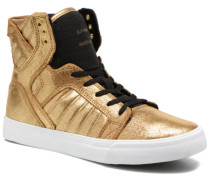 Skytop w Sneaker in goldinbronze