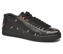 Tennix Sneaker in schwarz
