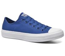 Chuck Taylor All Star II Ox W Sneaker in blau