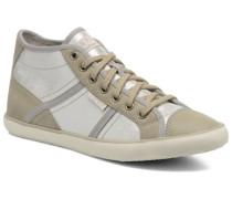Megina Bootie 024 Sneaker in silber