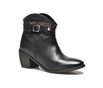 Brook Stiefeletten & Boots in schwarz