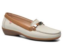 Aduna 9361 Slipper in weiß