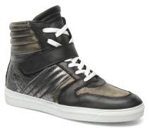 Cafer Sneaker in schwarz