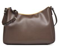 Besace bicolore Handtaschen für Taschen in braun