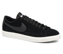 Blazer Low Sneaker in schwarz