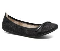 Ella Pail Ballerinas in schwarz