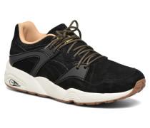 Blaze Winterized Sneaker in schwarz