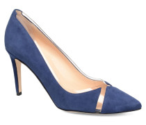 Georgia Pumps in blau