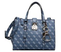Joslyn Status Satchel Handtasche in blau