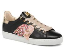 Maria Sneaker in schwarz