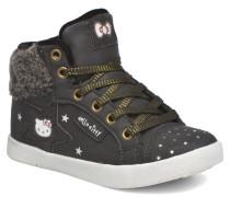 Hk Fafia Sneaker in schwarz