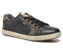 Dirk Sneaker in schwarz