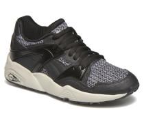 Blaze knit W Sneaker in schwarz