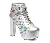 Lita Jewel Stiefeletten & Boots in silber