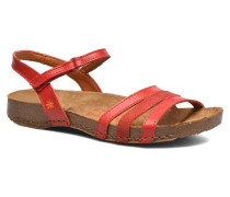 I Breathe 998 Sandalen in rot