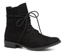 Flora 2 Stiefeletten & Boots in schwarz
