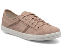 Mega Lace Up 065 Sneaker in rosa