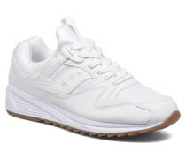 Grid 8500 Sneaker in weiß