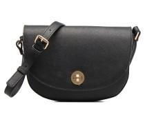 Flora Handtaschen für Taschen in schwarz