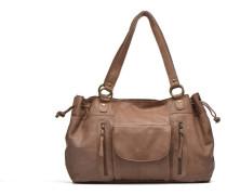 PIHANNA Leather bag Handtaschen für Taschen in beige