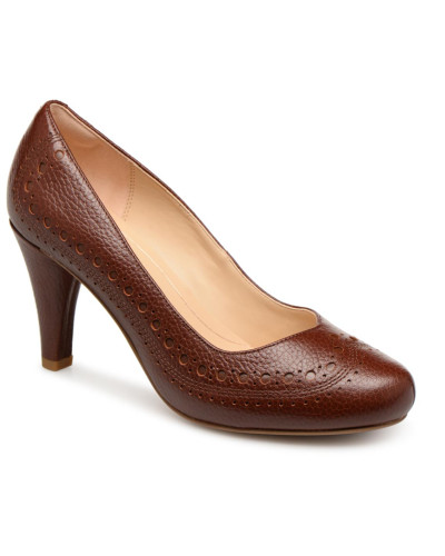 Dalia Ruby Pumps in braun