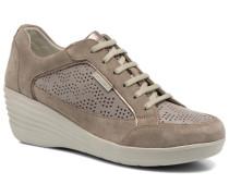 Ebony 4 Sneaker in braun