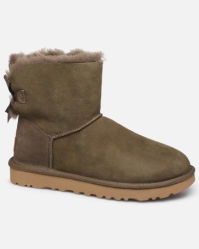 W Mini Bailey Bow II Stiefeletten & Boots in grün