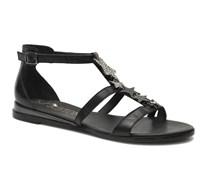 Soie Sandalen in schwarz
