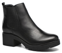MANUAN Stiefeletten & Boots in schwarz
