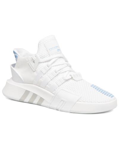 adidas Damen Eqt Bask Adv W Sneaker in weiß Rabatt Komfortabel ZWCwFEWh