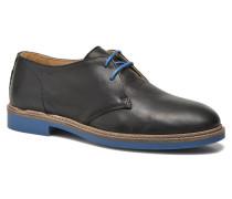 Dixon 2 Schnürschuhe in schwarz