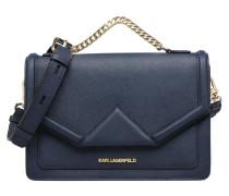 K Klassic Shoulder Bag Handtaschen für Taschen in blau