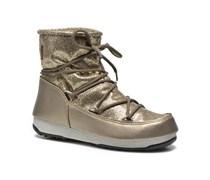 We Low Dance Stiefeletten & Boots in goldinbronze